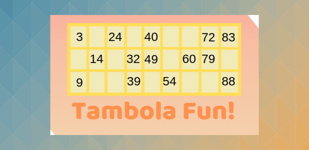 Tambola Fun android app crossed 100,000 downloads on Android Play store