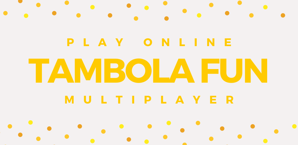 Tambola Multiplayer Android app with multiple tickets